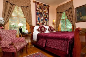 Camelot Room - Bed