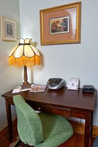 Tea Rose Room - Writing Desk