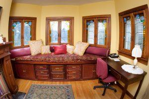 Isadora's Room - Sitting Room