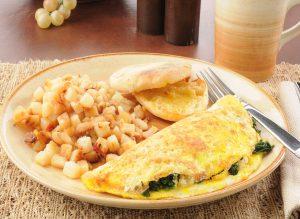 Mmmm, breakfast.